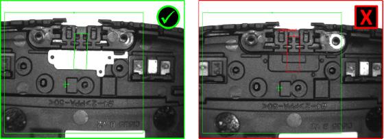 橡胶垫片视觉检测