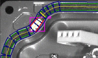 边线和 InspectEdge工具